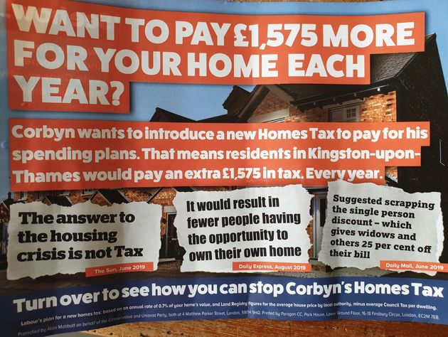 Will Jeremy Corbyn Slap A 'Homes Tax' On Your House? No He Wont