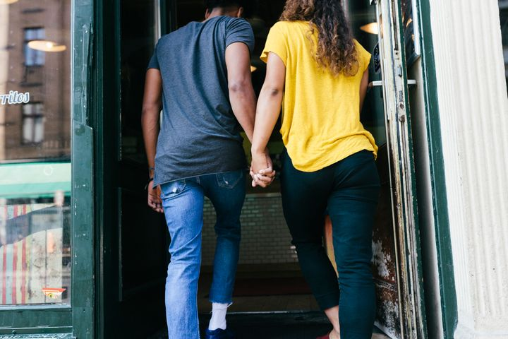 Some couples are defying social expectations when it comes to how they incorporate space into their relationships.