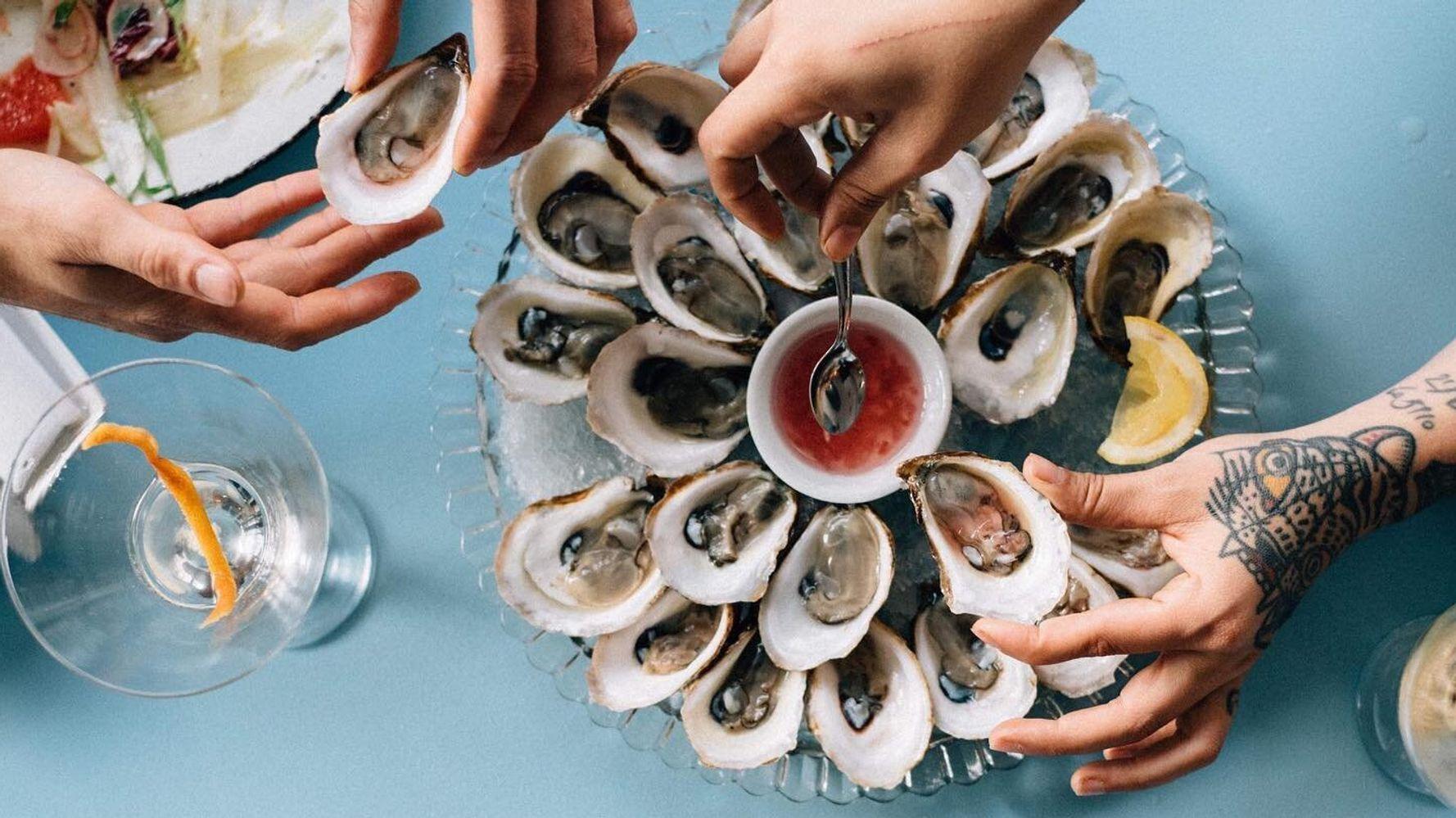 10 restos qui offrent les huîtres à 1$ toute l'année