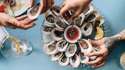 10 restos qui offrent les huîtres à 1$ toute
