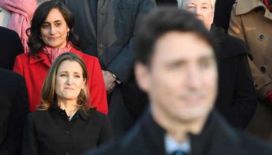 5 Significant Moves Trudeau Made With His New
