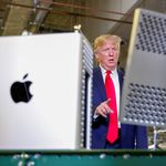 Trump Boasted About A 'New' Apple Plant In Texas. It Opened In