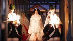 「大嘗宮」の一般公開がスタート。大嘗祭の舞台、公開後には取り壊し