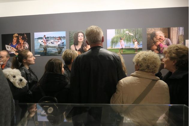 Fotografie di Antonella Marzano,Madri e
