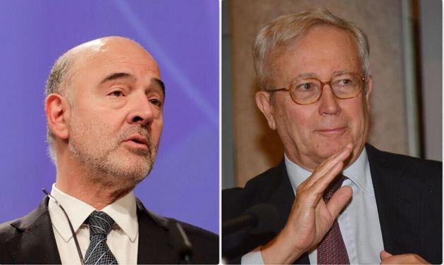 Pierre Moscovici - Giulio