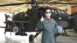 여군 첫 투스타 강선영 소장이 '헬기와 결혼했다'라는 표현에 대해 한