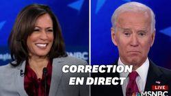 Biden se vante d'être soutenu par la