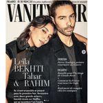 Leïla Bekhti et Tahar Rahim posent pour le première fois ensemble pour