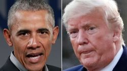 Obama Takes A Not-So-Subtle Swipe At Trump's Coronavirus