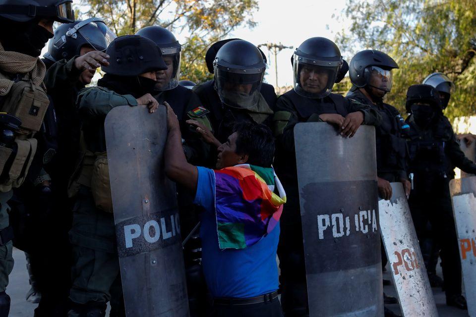 Το πραξικόπημα στην Βολιβία και η