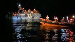 Open Arms soccorre barcone con 73 persone, anche con ferite da armi da