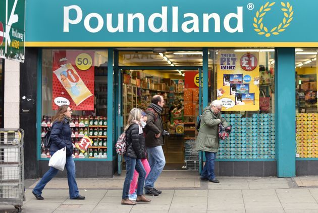 Poundland Is No Longer Selling Everything For £1 But Its Keeping Its Name