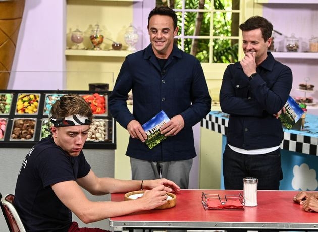Ant And Dec Have Im A Celebrity Viewers In Hysterics With Innuendo-Laden Commentary