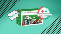 Un pack Xbox One S à 299€ sur la Fnac, on valide ou