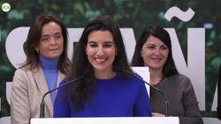 Rocío Monasterio defiende la crítica de Alicia Rubio al