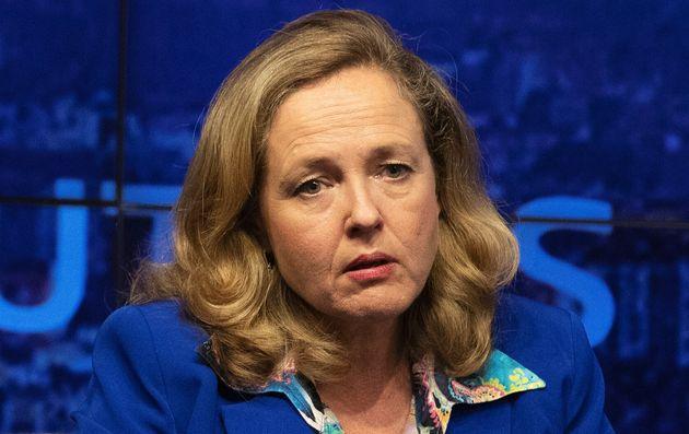 La ministra de Economía en funciones, Nadia