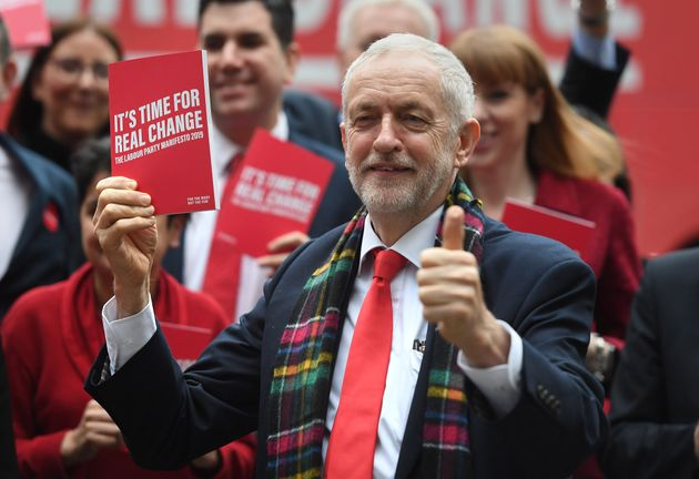 Corbyn Pledges New Windfall Tax On Oil Firms As He Launches Labour Manifesto