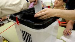Un 36 % de españoles está a favor de un referéndum en Cataluña, según el