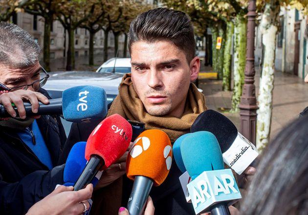 Raúl Calvo, acusado de una agresión sexual cometida contra una