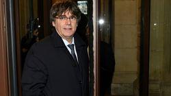 Puigdemont y Comín reclaman al Europarlamento ocupar su escaño y el presidente replica que aplicará las