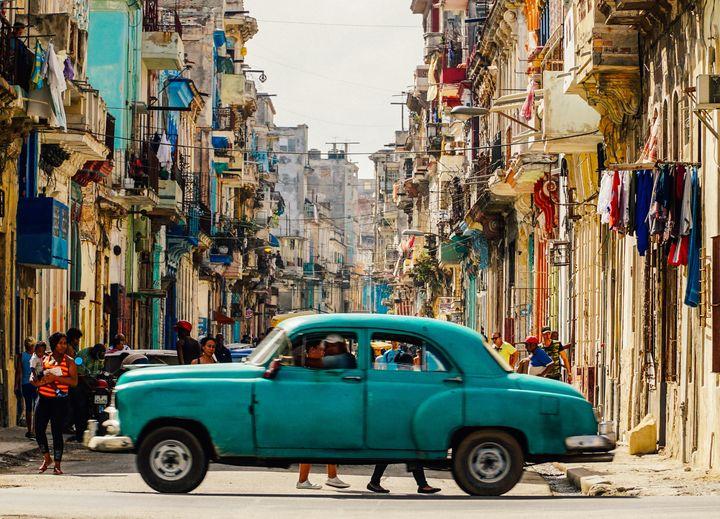 Photo Taken In Havana, Cuba