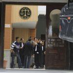 Tribunal de Bainem: 8 manifestants en détention préventive et 21 en liberté