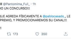 Hackean la cuenta en Twitter de 'Pantomima Full' y publican amenazas contra Pablo Casado y Santiago