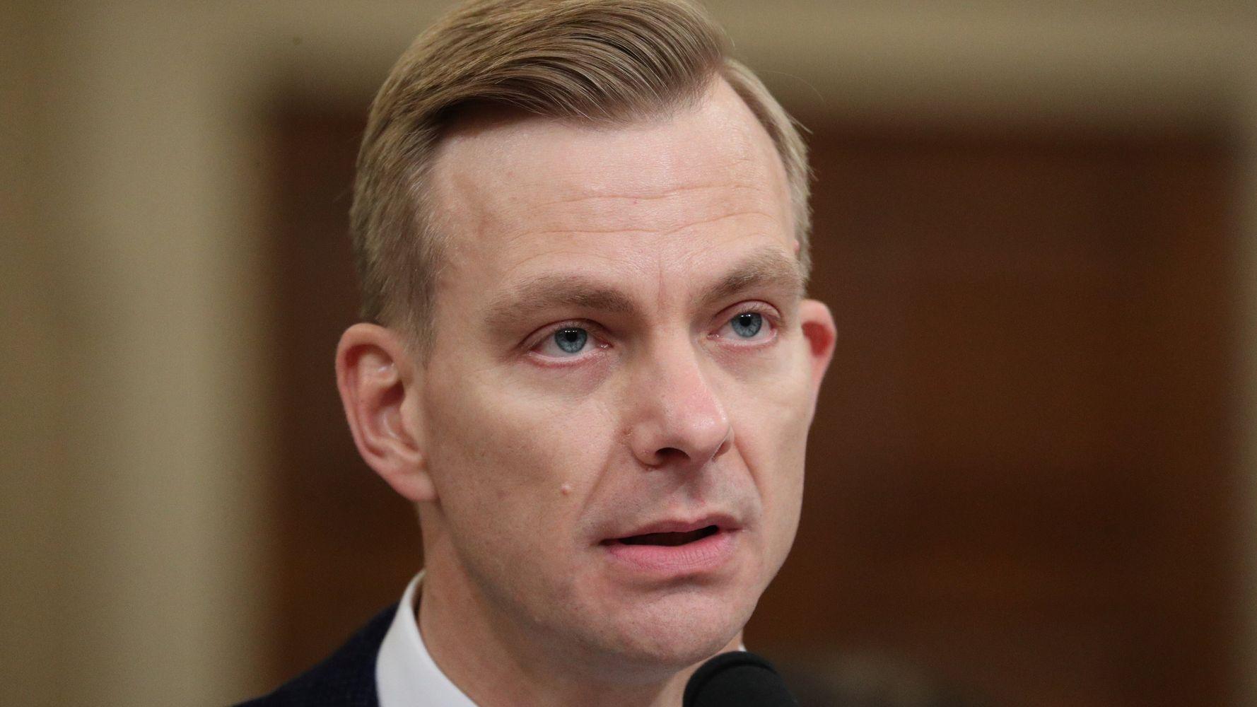 Westlake Legal Group 5dd6b2ad1f0000300edef178 Diplomat David Holmes Outlines Corruption, Hypocrisy Of Trump's Ukraine Shakedown