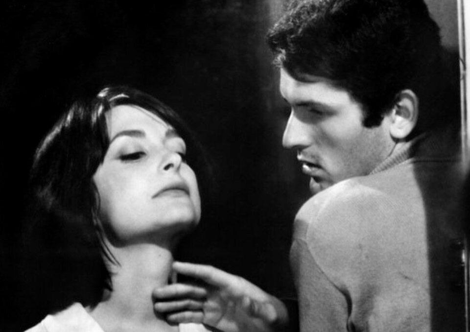 Scena dal film, Prima della Rivoluzione, 1964, di Bernardo