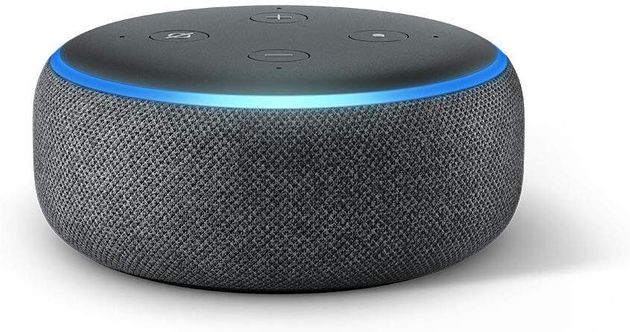 Ηχείο Echo Dot (3rd Gen) - Smart Speaker With Alexa,