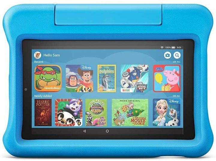 All-new Fire 7 Tablet Για Παιδιά, Amazon