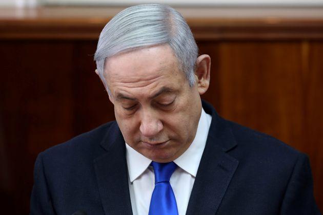 Benjamin Netanyahu le 17