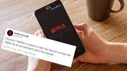 Netflix touché par une panne mondiale, les abonnés