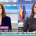 Inés Arrimadas dice lo 'peor' que podría decir ante Ana Rosa
