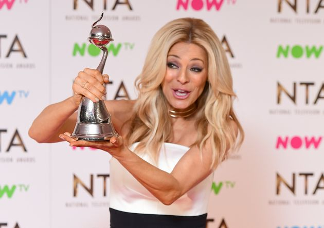 Who The Hell Is Tess Daly? The Big Star We Know Nothing