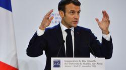 Macron reconnaît traîner la baisse des APL