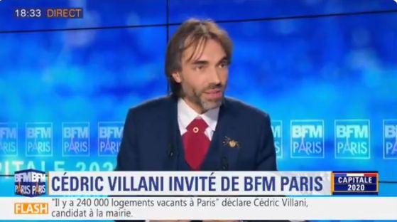 Cédric Villani appelle à un référendum sur la réforme des