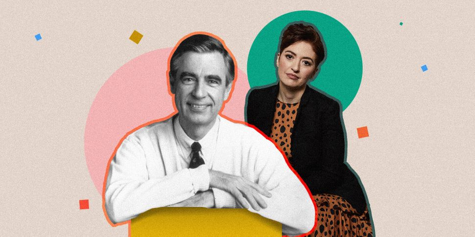 Fred Rogers' renaissance continues thanks to Marielle Heller.