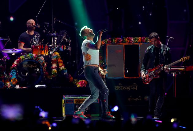 Coldplay le 22 septembre