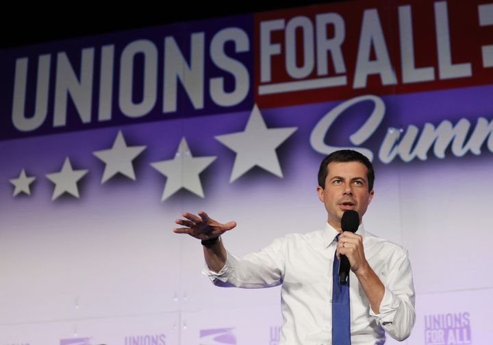 """The Buttigieg campaign staff union will represent workers with the title of """"organizer."""""""