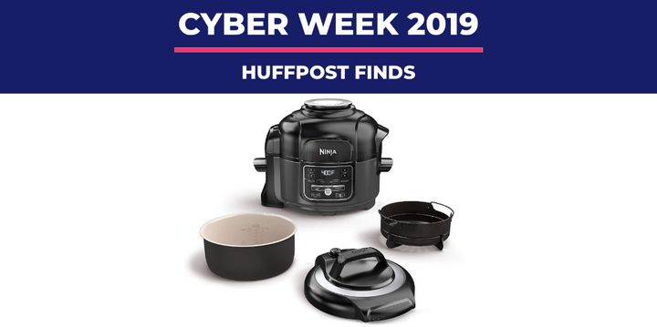 "Meet the Ninja Foodi: your new Instant Pot. <a href=""https://amzn.to/333LVpO"" target=""_blank"" rel=""noopener noreferrer"">This Black Friday deal is live for Nov. 29 only, so get shopping</a>."