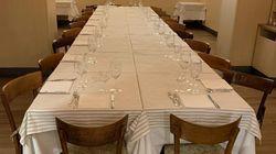 Una cena al posto del conclave: Conte porta i ministri a mangiare fuori per ritrovare spirito di