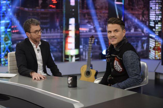 Pablo Motos y Dani Martín en 'El