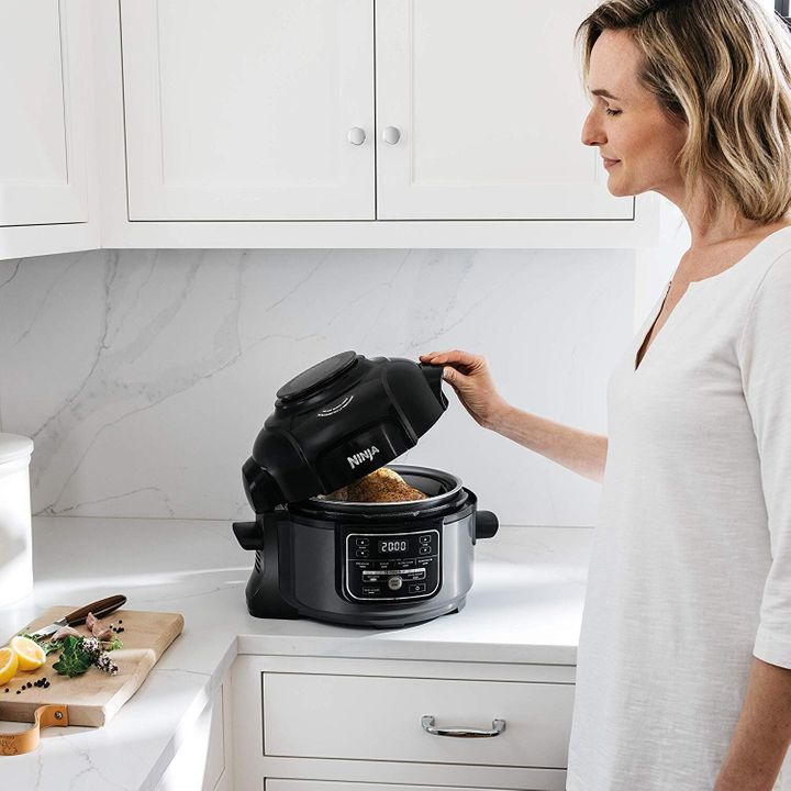 Meet the Ninja Foodi: your new Instant Pot