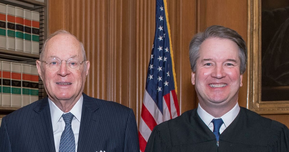 Anthony Kennedy Advocated For Kavanaugh To Fill His Supreme Court Seat, Book Says