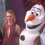 Kristen Bell Uses Her 'Frozen' Character To Keep Her Kids In