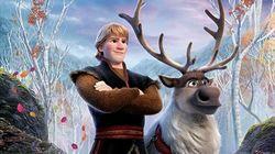 '겨울왕국 2' 크리스토프 솔로곡에 영감을 준