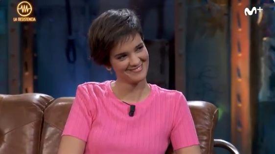 Paula Sainz-Pardo, en 'La