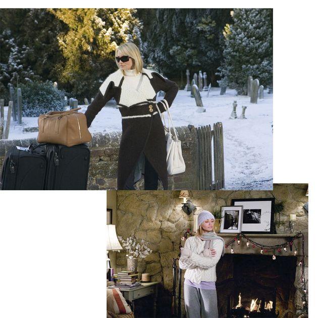 꼭 안아주고 싶은 영화 속 주인공들의 겨울 패션