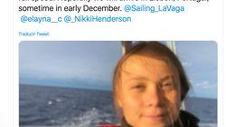 Una mujer de Madrid triunfa con su pregunta tras ver este tuit de Greta Thunberg en mitad del